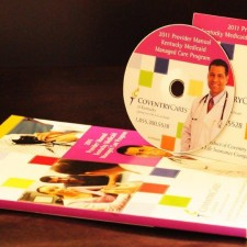Provider Manual with Indexed Flipbook CD For Healthcare Members