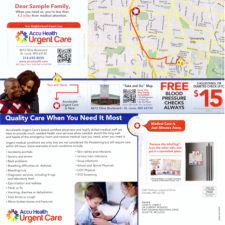 Healthcare marketing get more patients urgent care communications