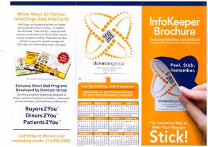 InfoKeeper™ Brochure