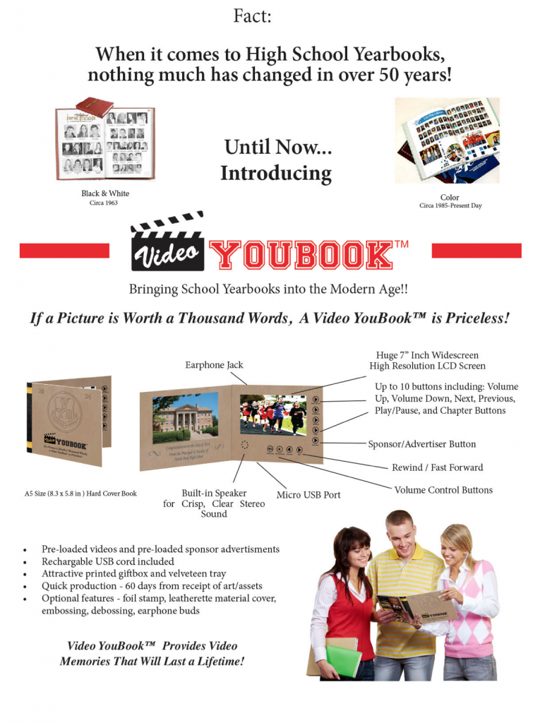 informational video brochure